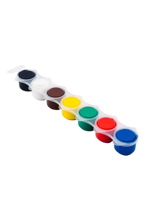 Jakar Poster Paint chain Set of 7 colours